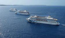 AIDAstella ist der Name des letzten Sphinx-Neubaus in 2013 von AIDA Cruises