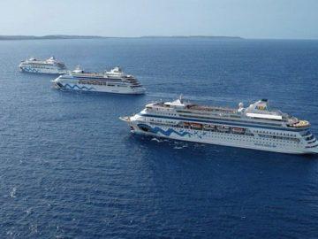 AIDA Clubschiffe / © AIDA Cruises