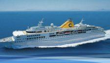 """Ex Costa Voyager als """"Chinese Taishan"""" auf Erfolgskurs in China für Bohai Cruise"""