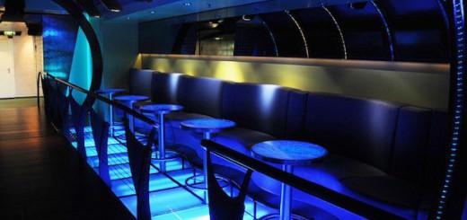 Ab sofort rauchfrei: Die Anytime Bars der AIDA Schiffe / © AIDA Cruises