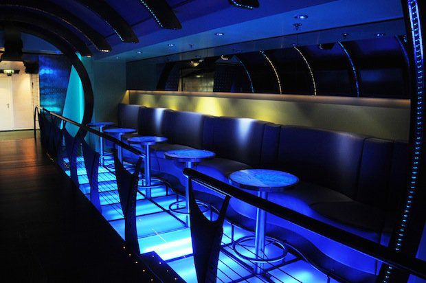 Neue Anytime-Bar auf AIDAvita / © AIDA Cruises