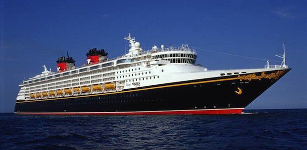 Disney Wonder / © Disney Cruise Line