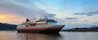 MS Finnmarken / © Hurtigruten