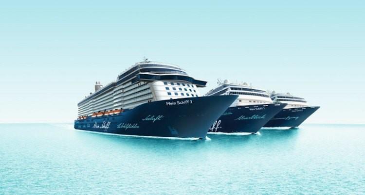 Mein Schiff 1 und Mein Schiff 2 / © TUI Cruises