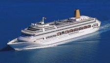 P&O Oriana nach Werftaufenthalt in Southampton zurückk