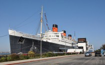 """Tödlicher Unfall auf der """"Queen Mary"""" in Long Beach"""