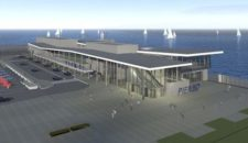 San Francisco neues Kreuzfahrtterminal  an Pier 27