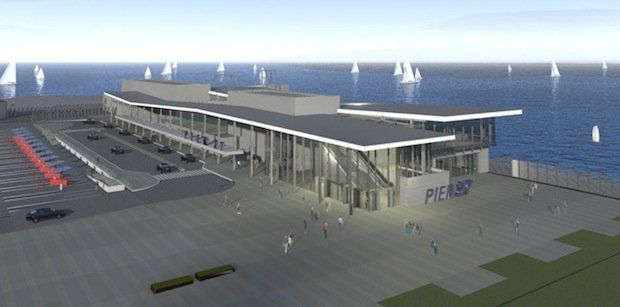 San Francisco Port - Pier 27 Projekt / © sfport.com