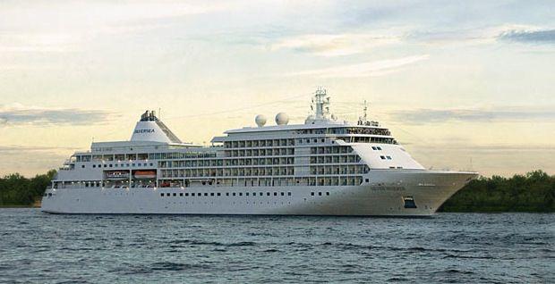 Silver Whisper / © Siversea Cruises