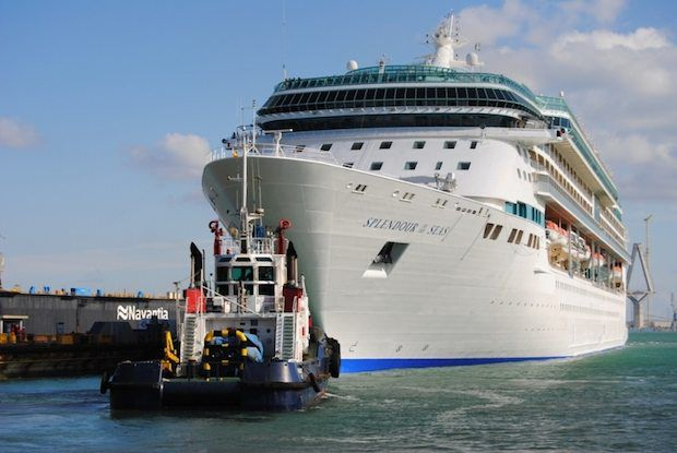 Splendour of the Seas - Umbau abgeschlossen / © Royal Caribbean International