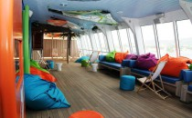 """AIDAvita umgebaut: Bereich für Jugendliche """"Waikiki Teens Lounge"""""""