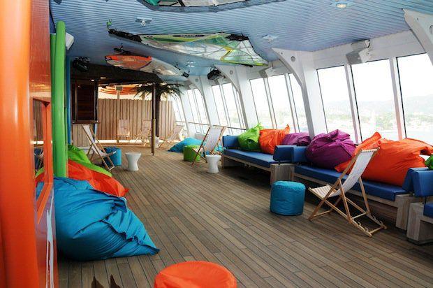 Waikiki Teens Lounge / © AIDA Cruises