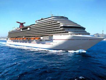 Carnival Breeze / Foto: Carnival Cruise Line