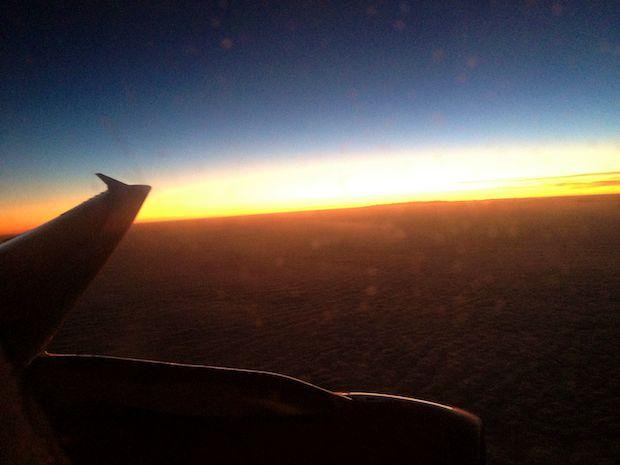 Flug von Hamburg nach Las Palmas