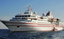 MS Hanseatic bleibt nach Brand länger in der Bredo Werft