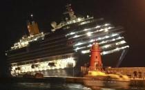 Costa Concordia vor Giglio gesunken