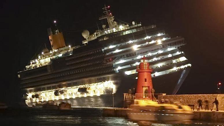 Costa Concordia / Foto: dapd