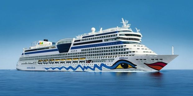 AIDAstella (mar) / © AIDA Cruises
