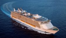 Feuer auf der Allure of the Seas von Royal Caribbean International