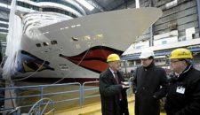 Meyer Werft unterliegt vor Arbeitsgericht aus formalen Gründen