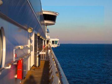 Color Magic auf dem Weg nach Kiel