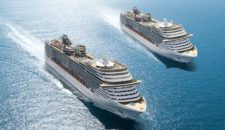MSC Kreuzfahrten: Großes Feuerwerk an den Hamburg Cruise Days