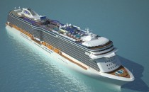 "Royal Princess: Schiffshorn spielt die ""Love Boat""-Melodie (Video)"