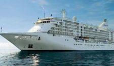 Seven Seas Voyager durch Sturm beschädigt: kleines Feuer an Bord