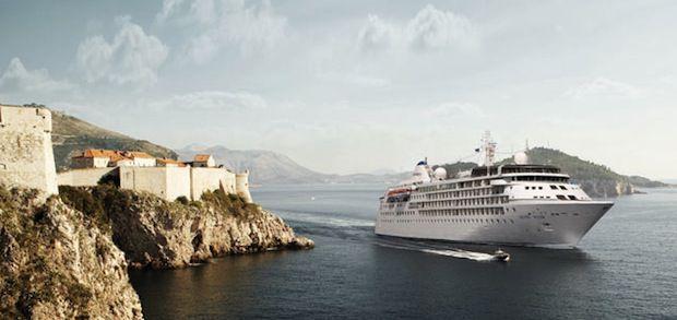Silver Wind / © Silversea Cruises
