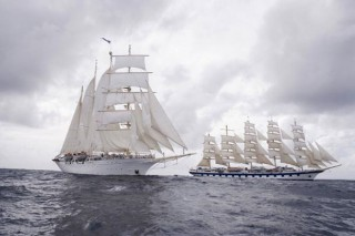 Star Clipper und Star Flyer / © Star Clippers