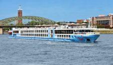 Werner Tours übernimmt Flussschiff TUI Sonata