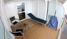 Mein Schiff 1: Verandakabine 9072