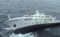 "Megayacht ""My Yogi"" vor Skyros (Griechenland) gesunken (Videobericht)"