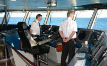 Reisebericht: MS Trollfjord: Brückenführung und Nordkap / Kirkenes