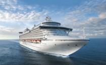 Caribbean Princess: Abfahrten am 18. und 25.März entfallen wegen Antriebsschaden