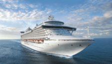 Caribbean Princess: Erster Megaliner im neuen Panamakanal