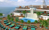 Carnival Destiny wird für 155 Millionen Dollar zur Carnival Sunshine umgebaut