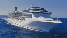Costa Kreuzfahrten schickt die Costa Atlantica mit Chinesen auf Weltreise