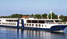 MS Belvedere nimmt nach Unfall am 17.Mai wieder den Dienst auf