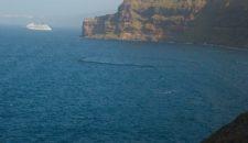 Sea Diamond Untergang vor Santorini im Jahr 2007