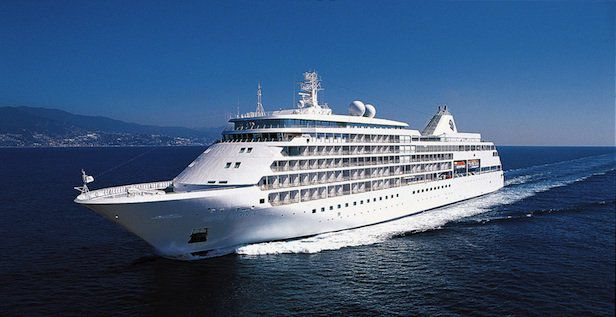 Silver Shadow / © Silversea Cruises