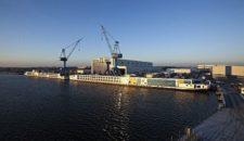 Neptun Werft bestätigt die Bestellung über 6 Flusskreuzfahrtschiffe (Longships) für Viking River Cruises