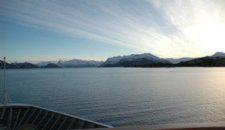MS Trollfjord Reisebericht Norwegen: Trondheim und der Whirlpool / Polarkreis