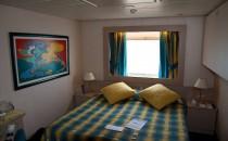 MSC Lirica Kabinen: Innen, Aussen und Suiten