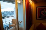 Balkonkabine - MSC Lirica - Balkon