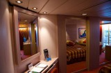 Balkonkabine - MSC Lirica