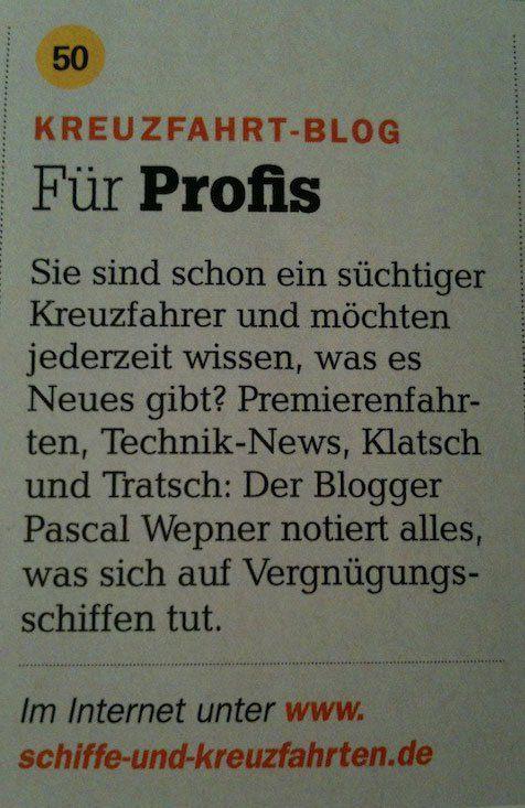 Webtipp / © Focus Reisen April 2012 - Seite 52