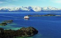 Hurtigruten Katalog mit flexiblem Preissystem 2013