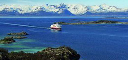Hurtigruten Katalog 2013 / © Hurtigruten