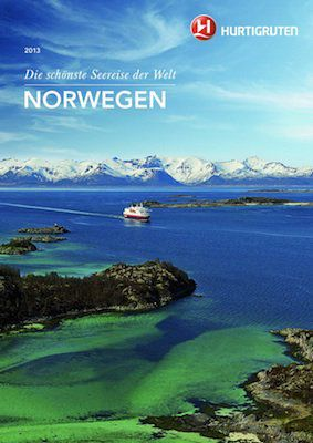 Hurtigruten Katalog  / © Hurtigruten